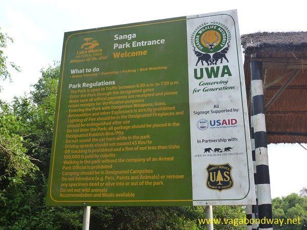 Park Entry Fees