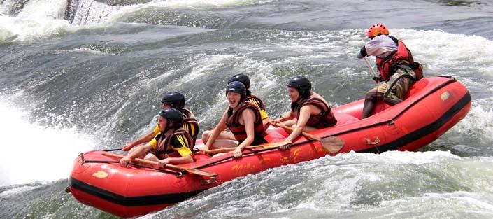 2 Days Uganda Jinja Tour & White Water Rafting