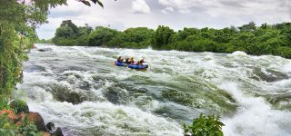 5 Days Water Rafting & Gorilla Trekking Safari